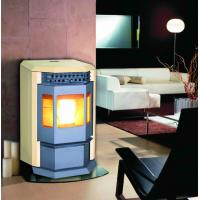 Quality Classic Freestanding easy operation Living Room Pellet Stove wholesale