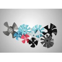 Quality Injection Molding Part POM M90 Plastic Fan Blades Used in Motor / Pump wholesale