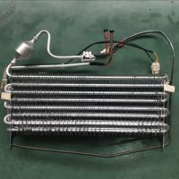 Quality Aluminum No Frost Finned Tube Refrigerator Evaporator For Cooling Freezer By Our Factory Made Directly wholesale