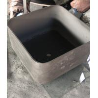 Quality High temperature Refractory Silicon Carbide Crucibles Used in Kiln Furnaces wholesale