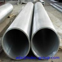 Quality 2507 uns S32750 Super Duplex Stainless Steel Pipe 0.1mm - 70mm Thickness wholesale