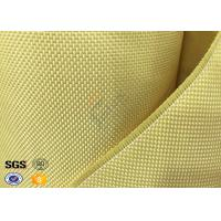 Quality Anti-static Fire Retardant 100 % Kevlar Clothing Fabric To Protective Clothing wholesale