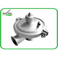 Quality Food Grade Sanitary Constant Pressure Regulating Valve With Tri Clamp Connection wholesale