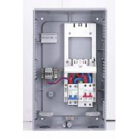 China Household Outside Electric Meter Box , Internal 400 Amp Meter Box With Disconnect on sale