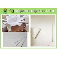 China High End Packaging Paper Folding Box Board Two Side White Good Printing Effect on sale