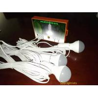 Quality Emergency Lighting Outdoor Solar Powered Lights Long Battery Life 10W wholesale