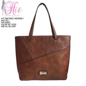 Quality Hot Sale China Wholesale Ladies Fashion Classic Lightweight PU Leather Shopping Purse women bags handbag wholesale