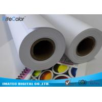 China Inkjet Matte PP Synthetic Paper , Poster Tear resistant Paper 8mil Thickness on sale