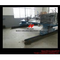 Cheap Automatic CNC Flame / Plasma Cutting Machines for Hypertherm CNC System with Plasma Power for sale