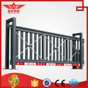 Quality Aluminum alloy Industrial driveway Gate Door Closer Sliding gate L1504 wholesale