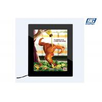 Quality Indoor Crystal LED Light Box , Laser Dot LED Lightboxes For Photography Display wholesale