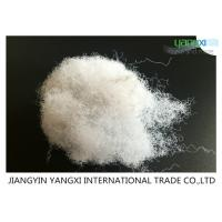 Quality Low Defect Rates Non Woven Polyester Fiber 80D X 64MM For Insulation Panels wholesale
