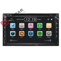 Quality Chery A3 / A5 / Tiggo Car GPS Navigation DVD Player With Bluetooth 3G USB  Wince System wholesale