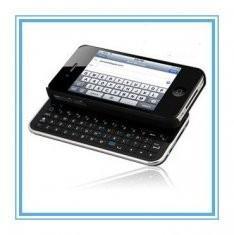China Detachable Plastic Folding Wireless Portable Bluetooth ergonomic Keyboard For Iphone 4 on sale