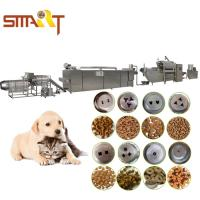 Quality Dry Pet Food Production Line Shows How To Make Dog Food Automatically wholesale
