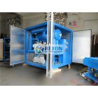 Quality Fully Enclosed Type Onsite Power Station Use Dielectric Oil Purifier Machine 9000Liters/Hour wholesale