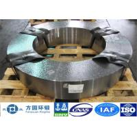 Quality External / Internal Gear Forged Wheel Blanks With 4140 42CrMo4 4330 34CrNiMo6 17CrNiMo6 wholesale