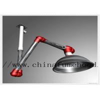 Quality Chemistry Laboratory Fittings Ceiling Mounted PP Lab Fume Extraction Hood wholesale