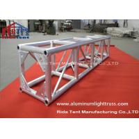 Cheap LED Screen Aluminum Dj Truss / Stage Truss Alloy Aluminum 6082-T6 Solid Structure for sale