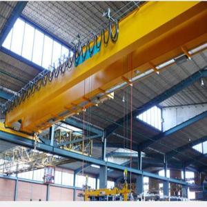 Quality 20 T 22m 12m Electric Overhead Crane / Hoist Double Hoist Overhead Crane wholesale