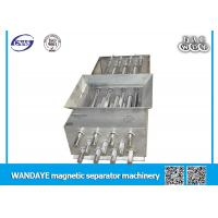 Quality Iron Removal Permanent Magnetic Separator Large Capacity 4 Leveis wholesale