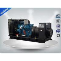 Quality MTU Engine 12V2000G65 Heavy Duty Diesel Generator Set 24V DC Electric 50hz 600KW / 750KVA Prime wholesale