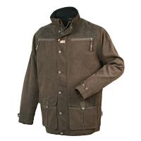 Quality Men's Peach Hunting Waterproof Jacket, With Water Repellent and Waterproof wholesale