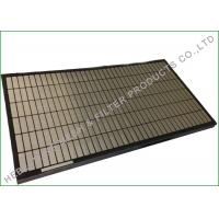 Quality Durable Meerkat 165 X 585mm Oil Vibrating Sieving Mesh Dewatering Screens wholesale