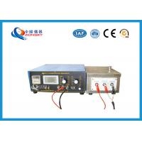 Quality Surface Resistivity Testing Equipment / Insulation Material Volume Resistivity Meter wholesale