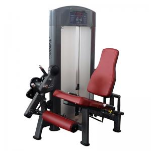 Quality China gym fitness exercise equipment seated leg extension stretching machine wholesale