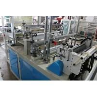 Quality Cold Cutting Plastic Express Bag Making Machine High Efficiency 700kg wholesale