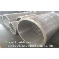 Quality Rolled Forged Sleeves Max Length 1240 mm  4140 42CrMo4 34CrNiMo6 Heat Treatment And Rough Machined wholesale