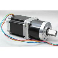 Quality Cnc router Gearbox Stepper Motor 8 Lead , NEMA 23 with 6250 oz-in wholesale