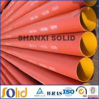 Quality DIN/EN877cast iron pipe for dirty water wholesale