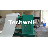 Quality High Precision Hydraulic Automatic Cut To Length Machine / Sheet Metal Slitter Cutting Machine With Auto Stacker System wholesale