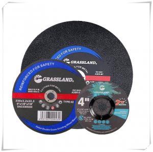 Quality 230 X 3 X 22.23mm Metal Grassland MPA EN12413 Inox Grinding Wheel wholesale