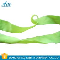 Quality OEM Decorative Colored Fold Over Fabric Binding Tape Eco - Friendl wholesale