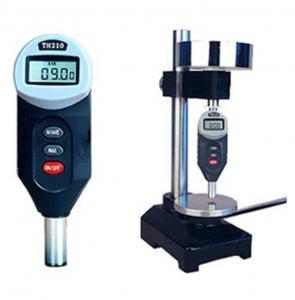 Quality Electronic Hardness Rubber Testing Equipment , Shore Hardness Tester wholesale