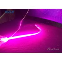 Quality Meat color led strip 140pcs led pink color strip 1000 x 10mm 24VDC wholesale