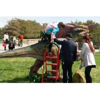 China Grand Central Park Interactive Ride Dinosaur Show Kids on sale