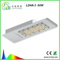 Quality High CRI IP65 60W LED Street Light For Outdoor Lighting , Street Led Lamps wholesale