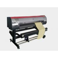 Quality 6 Feet Indoor Inkjet Printing Machine  , Digital Color Photo Printer With TWO DX5 Printheads wholesale