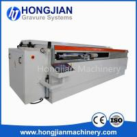 Quality Spray Coating Machine for Embossing Cylinder Embossing Roller Embossing Machine Engraved Cylinder Embossing Technique wholesale