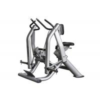 Quality Steel Tube Plate Loaded Gym Machines Adjustable Position Easy Operation wholesale
