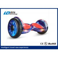 Quality 4400mah Battery 2 Wheel Electric Standing Scooter ROHS Certification For Kids wholesale