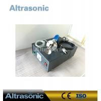 Quality Chemical Reactions Atomization 30Khz Ultrasonic Nebulizer For Liquid Chemical Mixing wholesale