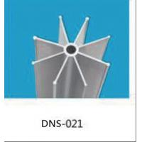 Quality Mill Finished Aluminium Extrusion Profiles , Star Shaped Fin Tube For Carburetor wholesale