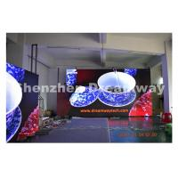 Buy cheap Clear Video Big LED Screen Hire / Indoor LED Display Rental 576 by 576 mm Cabinet from wholesalers