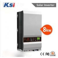 8kw 10kw 48v hybrid solar inverter with MPPT charger for solar power system for home and government