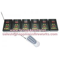 Quality CE passed 10 channels / 10 cues Wireless Remote Control Fireworks Firing System (DB02r-10) wholesale